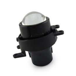 $enCountryForm.capitalKeyWord Australia - Front bumper headlight halogen LED hid H8 H9 bulb spotlight High Low Beam fog light lens house assembly for TOYOTA COASTER 2008 2018