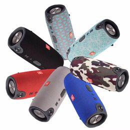 Speaker boxeS deSign online shopping - Wireless Best Bluetooth Speaker Waterproof Portable Outdoor Mini Column Box Loud Subwoofer Speaker Design For Phone pc