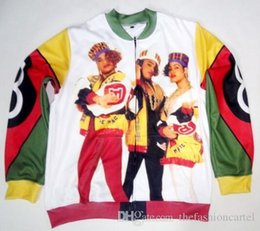 Real American Us Size Salt-n-pepa-8-ball 3d Sublimation Print Sweatshirt Crewneck Custom Made Clothing 3xl 4xl 5xl 6xl Wide Varieties Hoodies & Sweatshirts