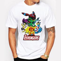 Anti Hero Shirt Australia - Evengers t shirt Hero cosplay short sleeve tops Cool cartoon fadeless tees Unisex white colorfast clothing Pure color modal Tshirt