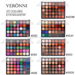 Powder onion online shopping - VERONNI Hot selling Makeup Eyeshadow color Eyeshadow hill Palette Palette Eye Shadow high glossy onion powder
