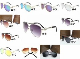 Coating Supplies Australia - High Grade Color Coating Sunglass Women Sun Shading Shelter Wind Frog Mirror Men Reflective Decorate Sun Glasses Supplies