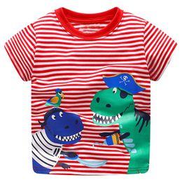 $enCountryForm.capitalKeyWord NZ - Baby Boys Tops Children T shirts 2019 Brand Summer T-shirts Kids Clothes Boys Short Sleeve Tee Shirt Fille Cotton Boys Clothing