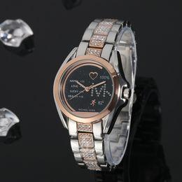 $enCountryForm.capitalKeyWord Australia - 2019 Women Luxury China Wrist watch Quartz-Battery Designer Ladies Waterproof Dress Diamond Stainless Steel Gold Silver T T T Watches