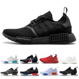 Bowl japan online shopping - 2019 R1 triple Japan white black men running shoes bred cream thunder camo mens trainers women sport sneakers EUR