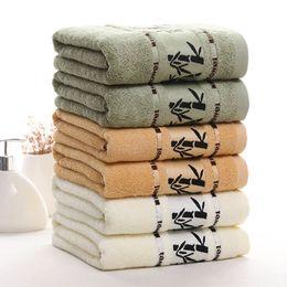 Green Fiber Australia - Bamboo Fiber Boutique Towels Set Adult Daily Necessities Bath Towel Beauty Face Hair Towel Beach Towels Toallas Serviette de ba