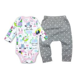 $enCountryForm.capitalKeyWord Australia - wholesale Retail 2018 Newborn Infant Baby Boys Girls Pants Clothes PP long Pants baby Leggings Boy Girl Long Sleeve