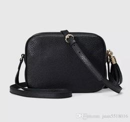 Khaki Cotton Shoulder Bag Australia - Special Price $22 Women Leather Soho Bag Disco Shoulder Bag Purse 208265