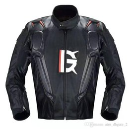 full motorcycle suit UK - Outdoor cross-country new motorcycle riding   knight suit locomotive racing suit speed drop suit shatter-resistant clothing 002