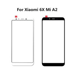 $enCountryForm.capitalKeyWord UK - For Xiaomi 5 Touch Panel Mi 6X A2 Touch Screen Repair Part for Xiaomi 5 LCD Outer Screen Glass panel