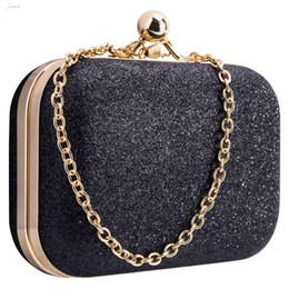 womens party clutch bags UK - Womens Bling Evening Party Handbag Wedding Ball Mini Clutch Bag With Birthday Gift Valentines Day Black