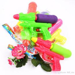 Spray Toys Australia - Summer Creative Water Guns Children Outdoor Interesting Beach Spray Toy By Air Pressure For Kids Hot Sale 1bx WW