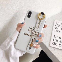Venta al por mayor de Con soporte para teléfono móvil para Iphone X 8 XR 7 8 Plus, iPhone xs, estuches de teléfono de lujo, estuche para teléfono