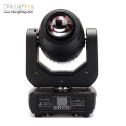 Venta al por mayor de Zita Lighting Stage Lights LED 150W Cabeza móvil Luz Sharpy Beam Spot DMX 512 Fiesta de bodas DJ Efecto Disco Luz Led