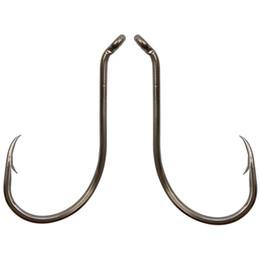 $enCountryForm.capitalKeyWord UK - steel bullet 50pcs 8299 High Carbon Steel Fishing Hooks Black Offset Octopus Beak Bait Fishhook Size 1 2 6 8 2 0 3 0