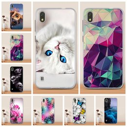 zte back cover NZ - Cheap Fitted Cases ZTE Blade A530 Case Soft TPU Phone Case ZTE A530 Cover Bumper Housing Back Cover for