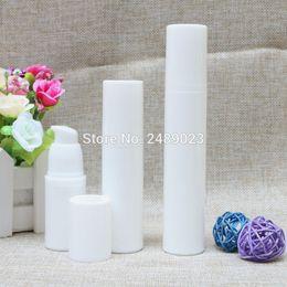 $enCountryForm.capitalKeyWord UK - Wholesale 100pcs lot Airless Bottle for Shampoo Shower Lotion Gel Sub-bottling Makeup Refillable Bottles Portable