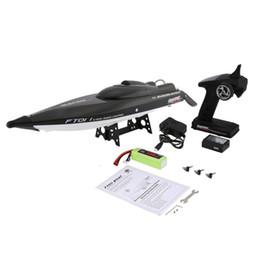 Wholesale FeiLun FT011 RC Boat G High Speed Brushless Motor Built In Water Cooling System Remote Control Racing Speedboat RC Toys Gift