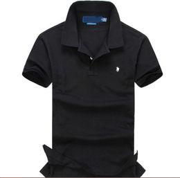 $enCountryForm.capitalKeyWord Australia - ralph shirt lauren mens tshirt brand tide embroidery tshirts polo ralph the lauren fashion t-shirt Boutique women men couple Polo shirts