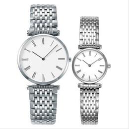 7f45f780a760 Ginebra Marca Sapphire Reloj Mujer Reloj de pulsera de cuarzo de cuarzo  elegante para mujer de negocios   plateado   dorado de acero inoxidable  Moda Relojes ...