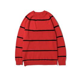 Venta al por mayor de Para hombre de la manga La nueva capa de invierno suéter de los hombres de punto jersey de cuello redondo hombres suéter Mans alta calidad Pillover larga con capucha