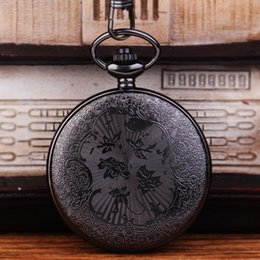 $enCountryForm.capitalKeyWord NZ - Hot sale Vintage Bronze Quartz Pocket Watch New Classic Quartz Pocket Watch Antique Women Gifts for Chains and Clock Watches