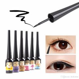 Gel Eyes Liner Australia - Eyeliner Waterproof Liquid Make Up Comestics Black Eye Liner Pencil Pen Beauty Essentials Makeup Gel Long-lasting glitter
