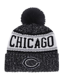 8ee34defa9c One Piece Fashion Brand Name Knit Hat with Pom Cheap Baseball Bears Sport  Skullies Beanie Caps Hip Hop Beanies One size fits most