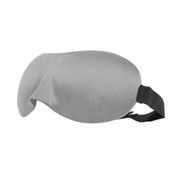 China 3D Blind Folds For Health Care To Shield The Light Stereoscopic Rest Eye Shade Sleeping Eye Mask Cover Patch High Quality #72322 supplier patch health suppliers