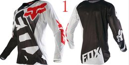 downhill clothing NZ - FOX downhill suit mountain bike cycling suit long-sleeved shirt male summer breathable off-road motorcycle clothing custom
