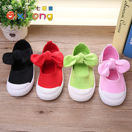 $enCountryForm.capitalKeyWord Australia - 2019 new children's shoes casual candy color girls canvas shoes sports comfortable canvas shoes manufacturers wholesale