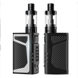 $enCountryForm.capitalKeyWord Australia - Big Vapor Box Mod 80W With 0.5ohm Resistance 2000mah Built in Battery No Leakage Better Taste electronic cigarette mods 80w
