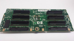 Chinese  HP 507690-001 DL380 G6 G7 Server 8 Bay 2.5inch SAS Hard Drive Backplane 451283-002 manufacturers