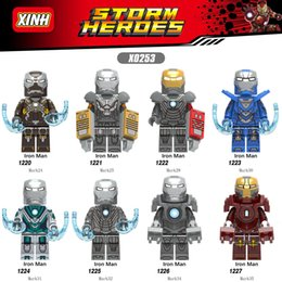 $enCountryForm.capitalKeyWord Australia - Iron Man figure Heroes Infinity War Guardians of Galaxy Avengers Movies & Video Game & Cartoon Blocks Toys Figures Blocks X1220