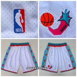 45 pants online shopping - 2018 Western All star Laker Basketball Short Basketball Short Michael Pant JD All star Trousers Team White Blue