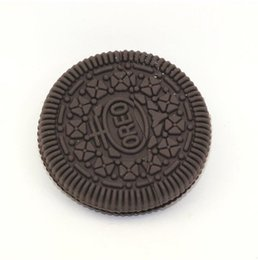 Wholesale Magic Tricks Restored Biscuit Cyril OREO Bite Cookie Funny Toy OREO Bite Out Cookie Close Up Tricks Props