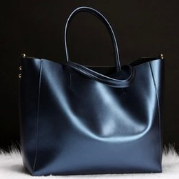 $enCountryForm.capitalKeyWord Australia - Lucky2019 Woman Genuine Ma'am Cowhide Single Shoulder Handbag Will Capacity Pearl Light A Leather Bag Package