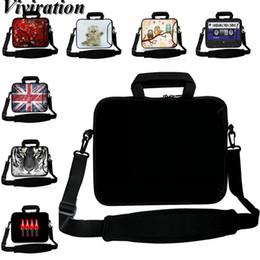 $enCountryForm.capitalKeyWord Australia - 2019 Fashion Casual Black Messenger Laptop Bag For Women 13.3 17.3 13 12 15 14 17 10 Inch Notebook Case 10.1 9.7 Tablet PC Bags