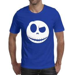 c0bf91ef Men design printing The Nightmare Before Christmas Dark Love blue t shirt  printing personalised cool crazy friends shirts retro t shirt