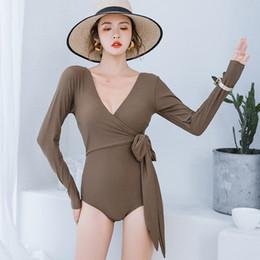 Wholesale teenage bathing suits online – Womens Rash Guard Swimwear Bathing Suits Teens Swimsuit Plus Size Sun Surf Female Diving Fused Tankini Teenage Swim Wear