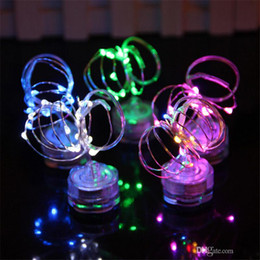 $enCountryForm.capitalKeyWord UK - 2M 20 LED CR2032 Battery waterproof String Lights for Xmas Party Wedding Decoration Christmas submersible Fairy Lights