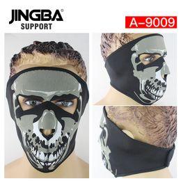 $enCountryForm.capitalKeyWord Australia - JINGBA SUPPORT Full Face Facemask Halloween Skull Cool Mask Outdoor Sport Windproof Ski bike Mask Dropshipping wholesale