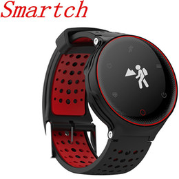 $enCountryForm.capitalKeyWord Australia - Smartch X2 Smart Band Heart Rate Monitor Blood Pressure Smart Bracelet Waterproof Watch Passometer Smartband For Android IOS