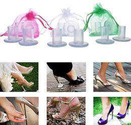 8bc2467df4f Shoe High Heel Protectors Australia - Wholesale 50 Pairs Anti-Slip High Heel  Shoes PVC