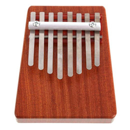 Chinese  African Thumb Piano Finger Percussion Keyboard Kalimba Music Instruments manufacturers