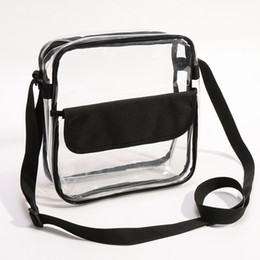 School bag gameS online shopping - Clear Tote Bag for Football Stadium Approved Shoulder Straps and Zippered Top Perfect Clear Bag for Work School Sports Games Concerts