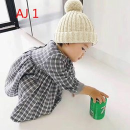 Baby Shoes Yarn Australia - Laojun shopping mall Store high quality AJ 1 , AJ 6 and other version fashion shoes,fast and easy ship Baby Girl Beanie Cute
