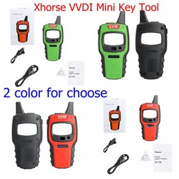 $enCountryForm.capitalKeyWord Australia - Free Shipping NEW Xhorse VVDI Mini Key Tool Remote Key Programmer Support IOS and Android for US EU Southeast Asia Car Two colors
