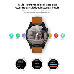 Wholesale best android gps phone resale online - 2020 best G GPS wifi sports Android os Smart phone Watch with GB GB memory MP Camera Heart Rate man Bluetooth smartwatch