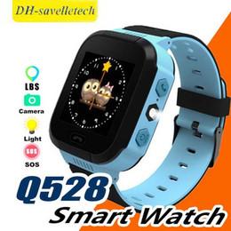 $enCountryForm.capitalKeyWord Australia - Q528 GPS Children Smart Watch Anti-Lost Flashlight Baby Boy Girl Smart Wristwatch SOS Call Location Device Tracker Kid Safe vs Q750 Q100